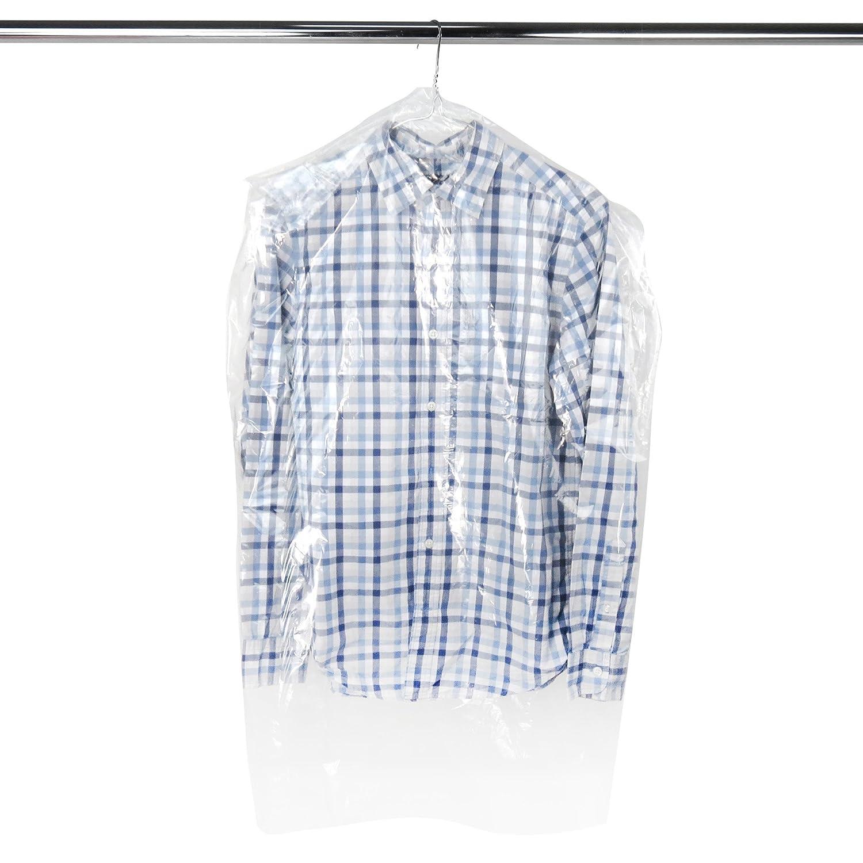 Hangerworld Lot de 50 Housses de Vêtements Pressing 97cm Calibre 100 P-38-100_50