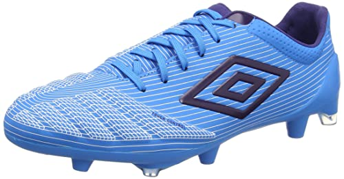 Umbro UX Accuro Pro HG, Botas de fútbol para Hombre, Azul (Epk Diva Blue/Astral Aura/White), 46 EU: Amazon.es: Zapatos y complementos