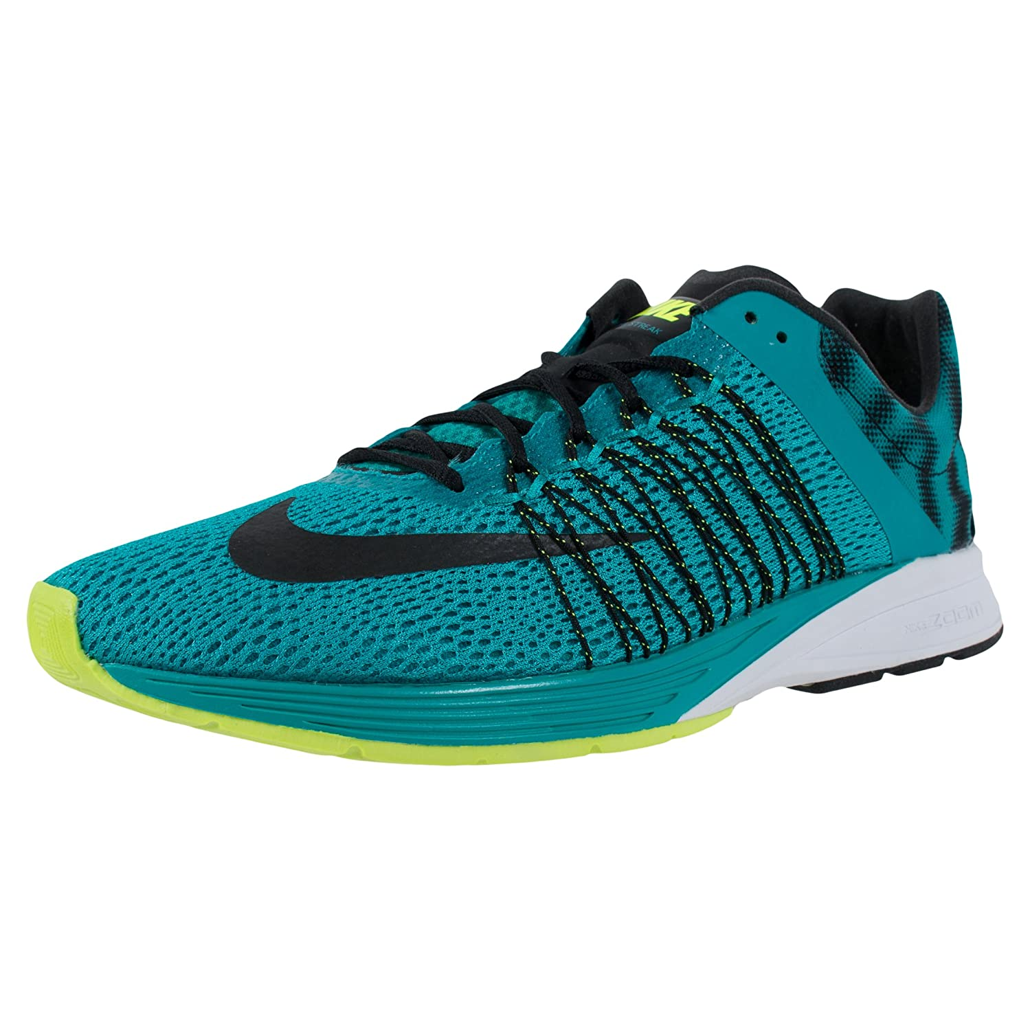 outlet store 2a7cb d3986 Amazon.com   Nike Zoom Steak 5 Men s Shoes Turbo Green Volt Black 641318-300    Track   Field   Cross Country