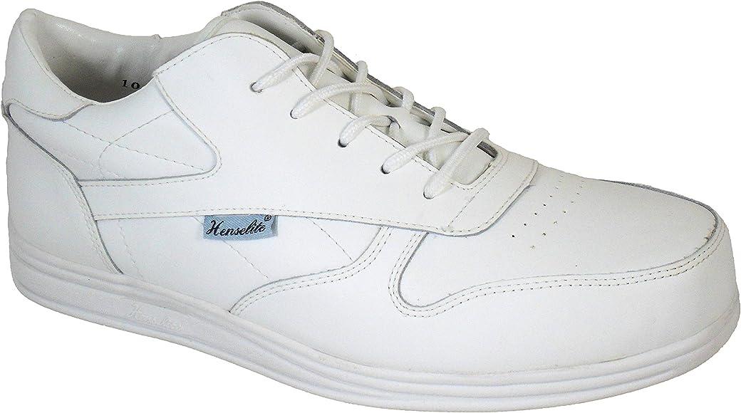Henselite Victory Sport Bowls Shoes White Size 10