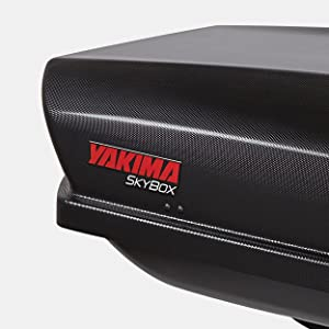 Yakima Skybox Carbonite Cargo Box
