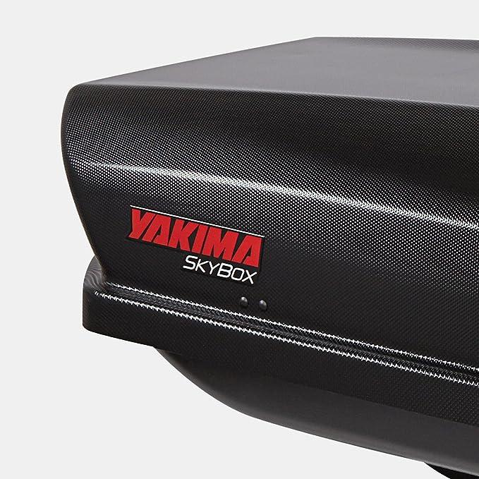 Yakima Skybox Carbonite Cargo Box