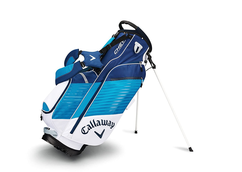 Amazon.com : Callaway Golf Chev Stand Bag Stand/Carry Golf Bag 2017 ...