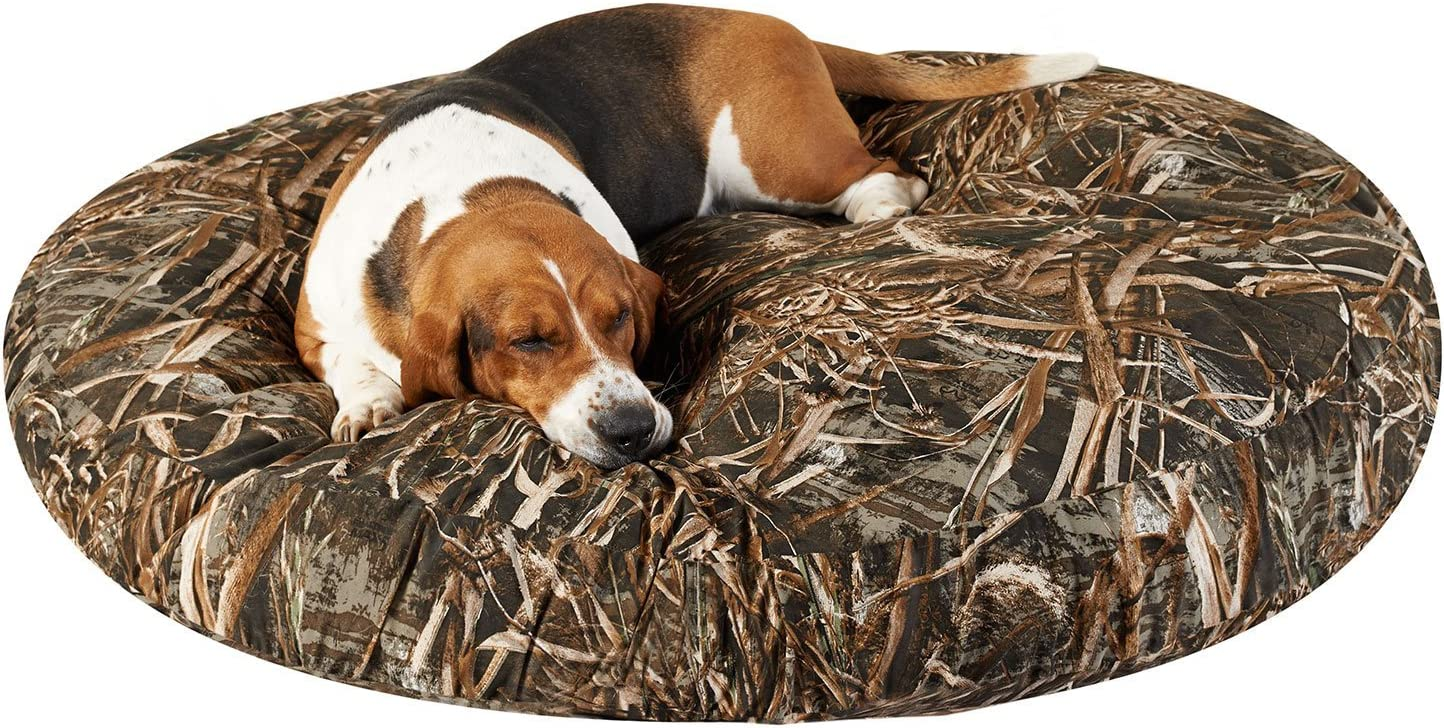 Max 5 Round Dog Bed Size 50 L x 50 W