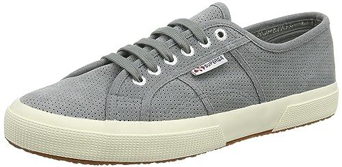 Superga 2750 COTU CLASSIC GREY SAGE Scarpe Sneaker Grigio