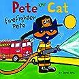 Firefighter Pete (Turtleback Binding Edition)