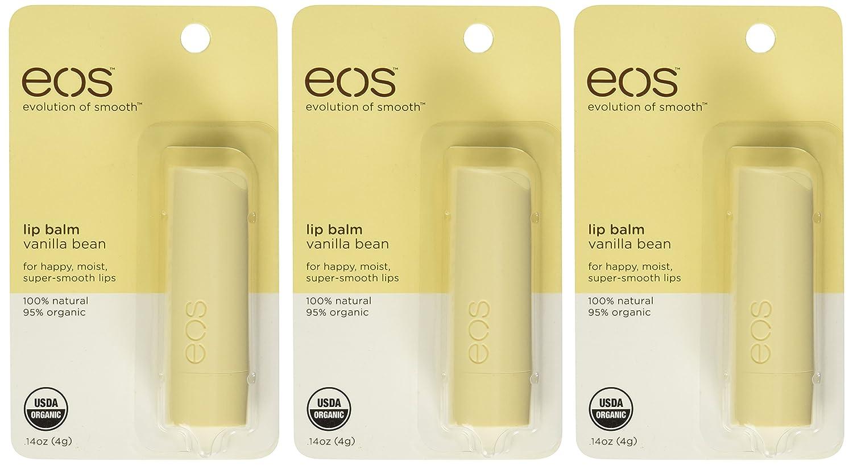 Eos Evolution of Smooth - Lip Balm Stick Vanilla Bean - 0.14 oz. (pack of 12) kNutek The Healing Kit - 1 oz