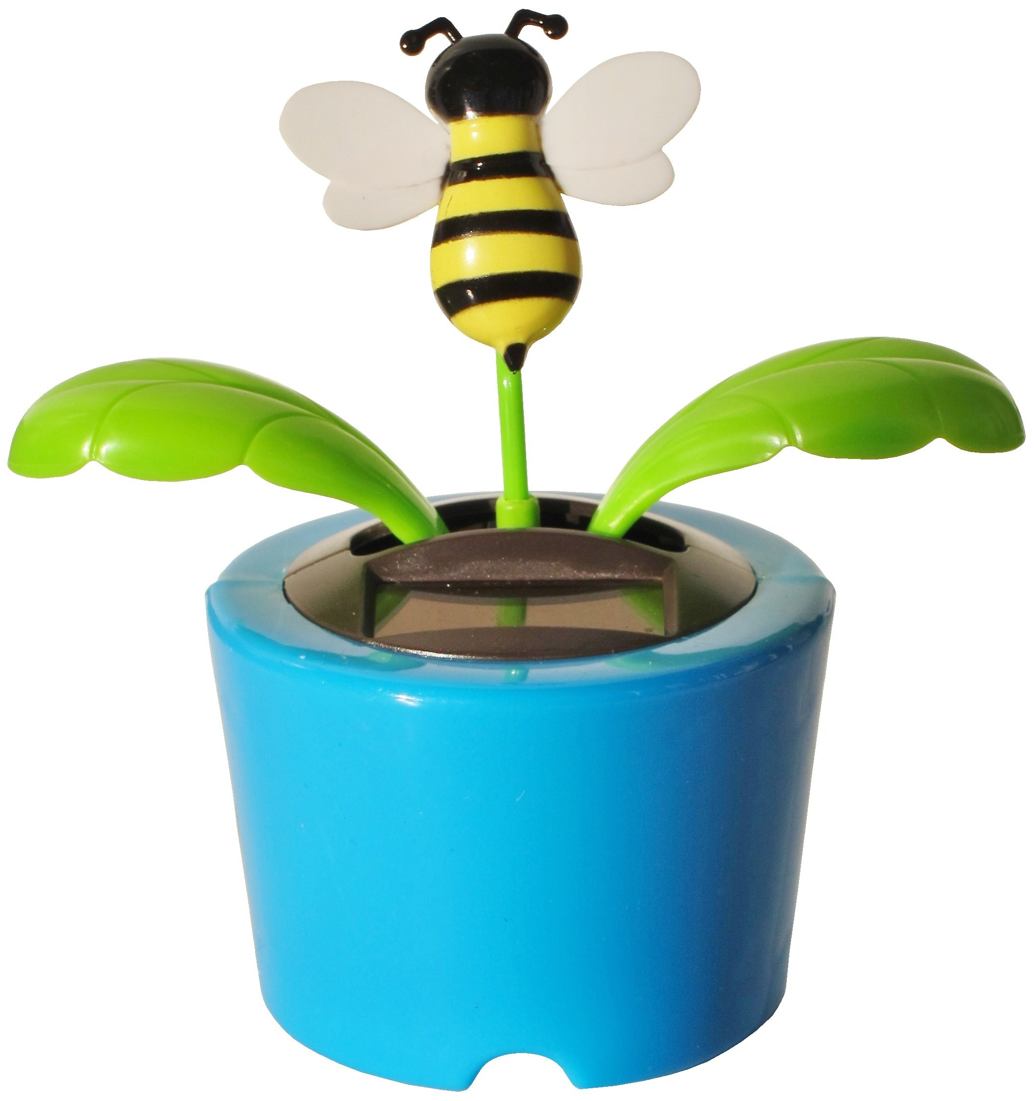 Amazon Solar Power Desk Accessory Dancing Insect Flower