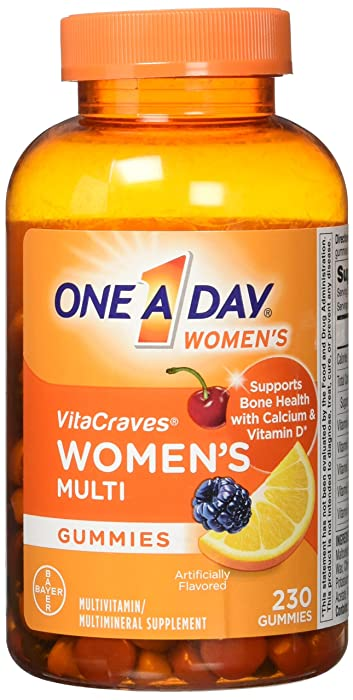 The Best One A Day Vitamin For Women