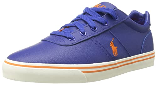 Polo Ralph Lauren Men s Hanford Rubber Fashion Sneaker, Heritage Formula,  ... c17503bd452