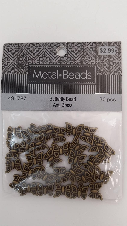 Amazon com: Hobby Lobby (R) Base Metal Jewelry Antique Brass