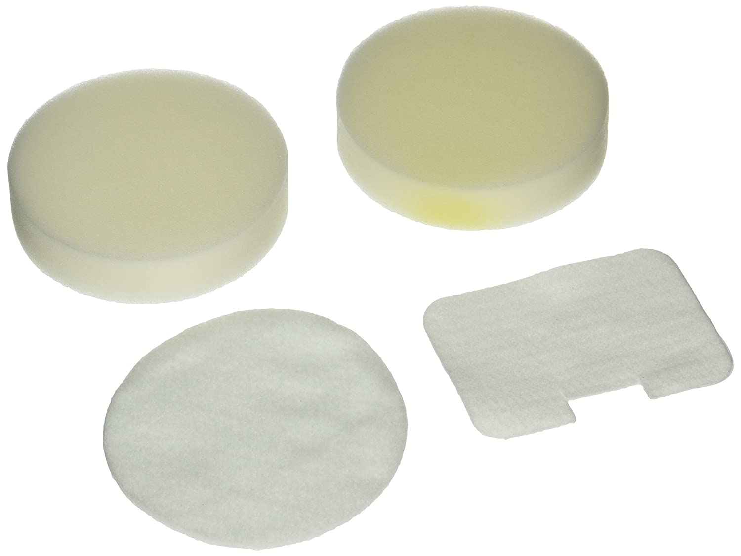 Shark NV22L Foam and Felt Replacement Vacuum Filter Kit 4-Pack Designed To Fit Shark Navigator NV22L; Replaces Shark Vacuum Part # XF22; Designed & Engineered By Crucial Vacuum 609722029858