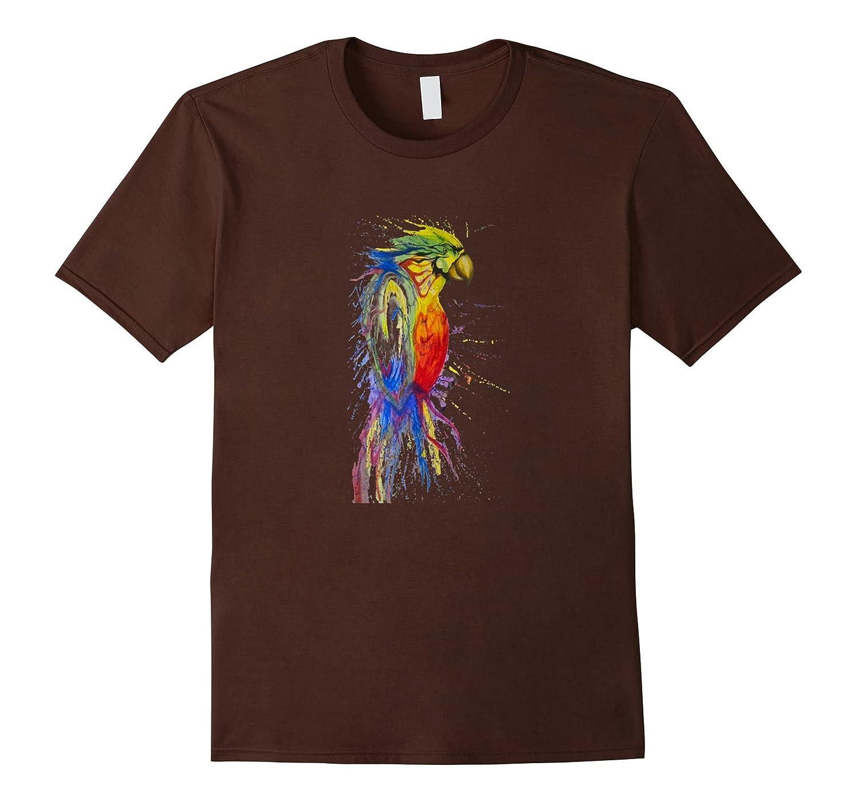 Parrot - Tshirt Tee Shirt-PL