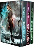 Immortal Vegas Series Box Set Volume 1: Books 0-3