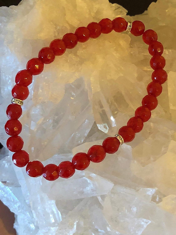 Genuine Natural Ruby Bracelet