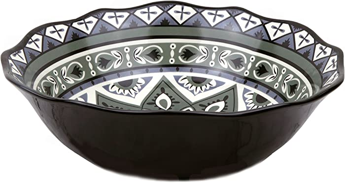 The Best Home Trends Bowl Black