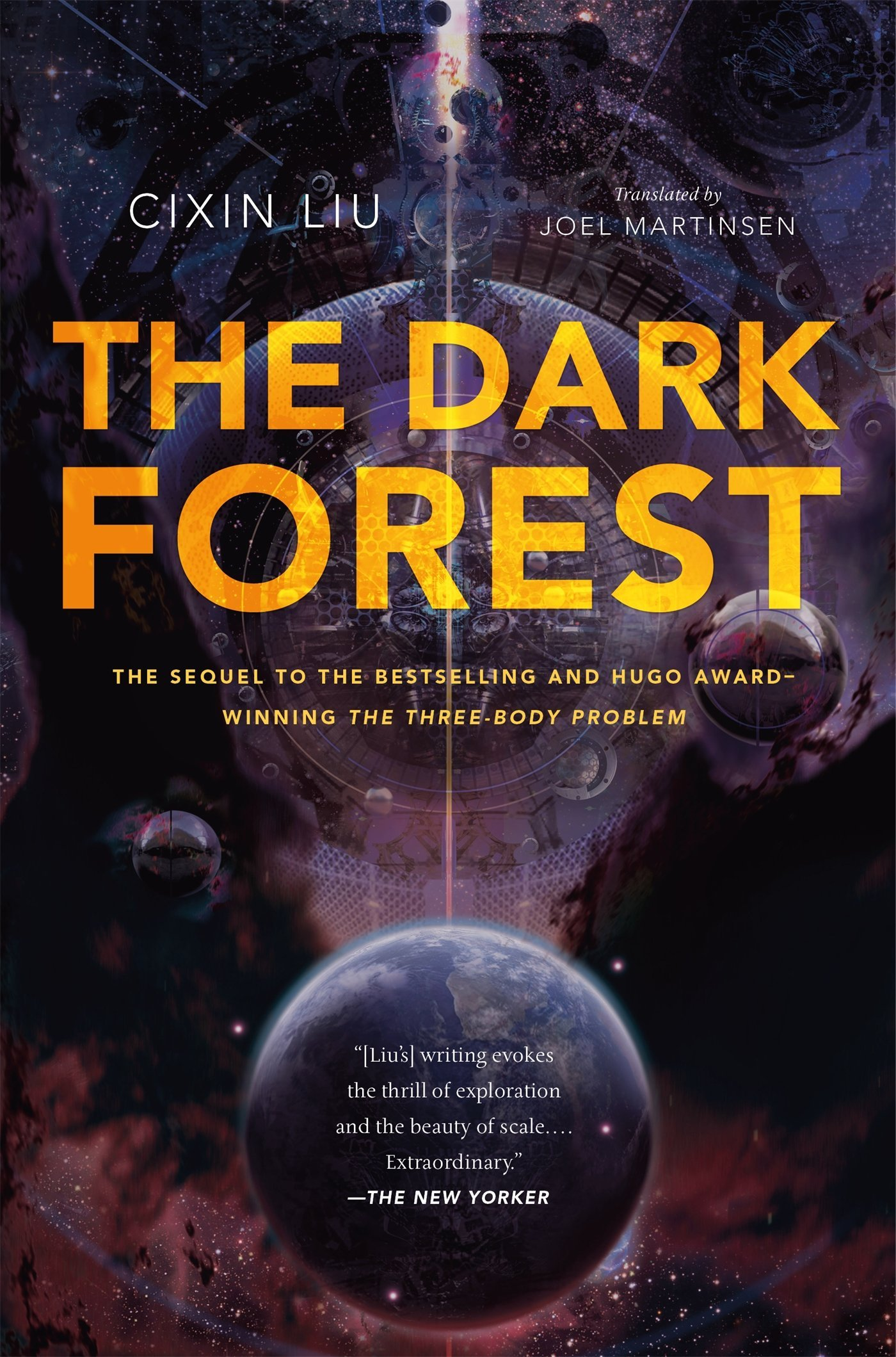 The Dark Forest (Remembrance of Earth's Past) ebook