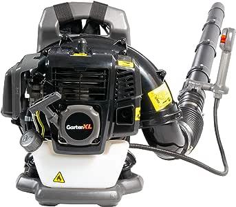 gartenxl EB430 profesional Gasolina Soplador De Hojas con respaldo acolchado y zuvärlässigem de 2 del motor de con 43 Ccm: Amazon.es: Bricolaje y herramientas
