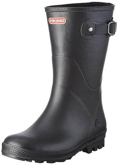 Viking Hedda Vinter Schwarz, Damen Gummistiefel, Größe EU 39 - Farbe Black Damen Gummistiefel, Black, Größe 39 - Schwarz