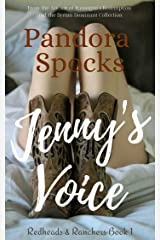 Jenny's Voice (Redheads & Ranchers Book 1) Kindle Edition