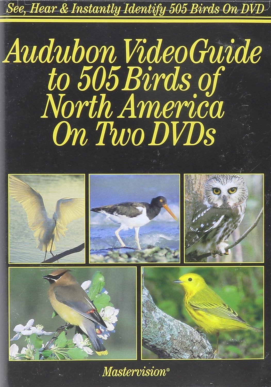 amazon com audubon videoguide to 505 birds of north america