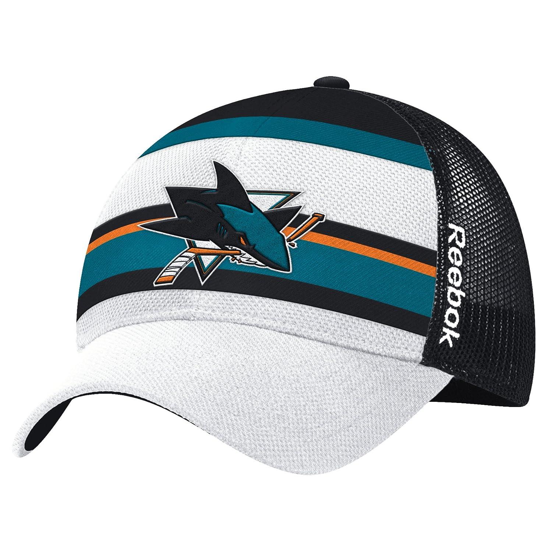 cacb990e5ad Amazon.com   NHL Anaheim Ducks Men s Face-Off Structured Flex Hat ...