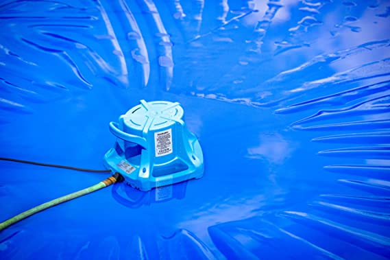 Little Giant Automatic Pool Cover Pump with Sensor made in Italy