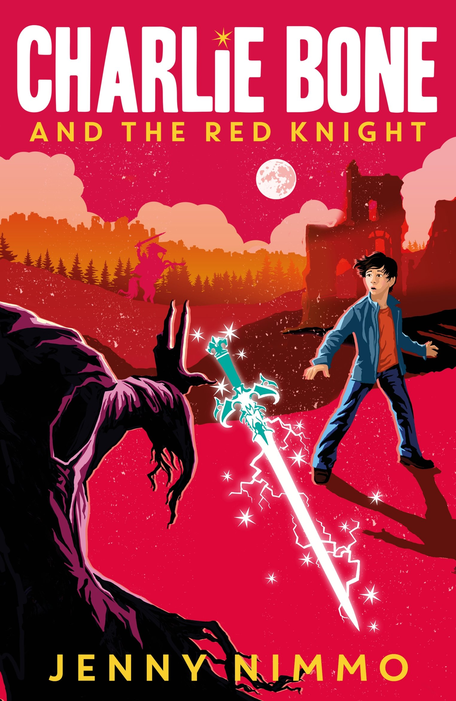 Charlie Bone and the Red Knight ebook
