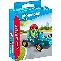 Playmobil Niño con Kart