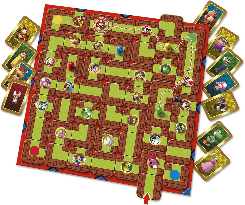 Ravensburger - Labyrinth family 3D (Ravensburger 26113) , color/modelo surtido: Kobbert, Max J., Feldkötter, Michael: Amazon.es: Juguetes y juegos