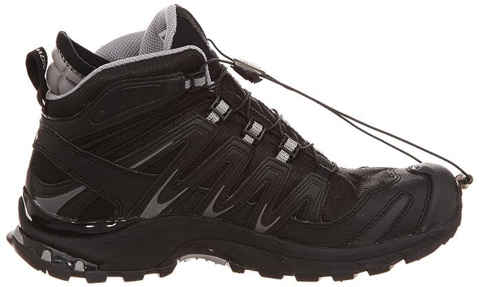 SALOMON 120510, Chaussures de Running Femme Black