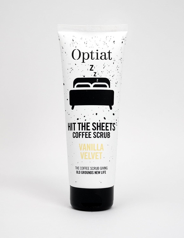 Optiat - Hit The Sheets - Scrub Esfoliante al Caffè - Vanilla Velvet (220g) 90541