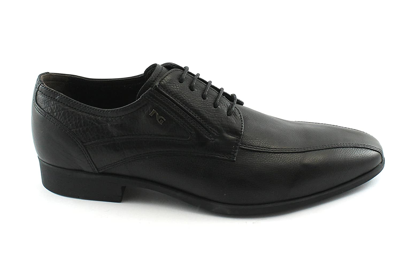 marktfähig meistverkauft günstig Schwarz Giardini Männer Schuhe Derby Zeremonie Kleid ...
