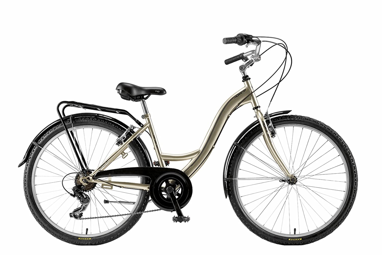 17 Agece City CTB Grace Bicicleta Unisex Adulto Champagne