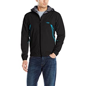 Outdoor Research Mens Allout Hooded Jacket