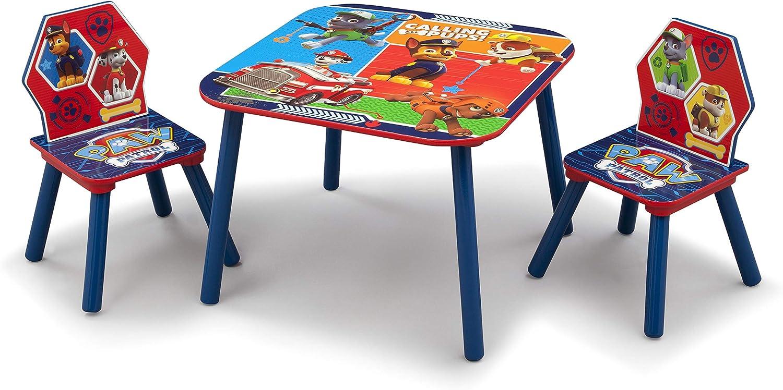 Delta Children Juego de Mesa y sillas: Amazon.es: Bebé
