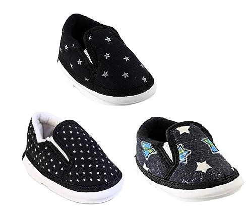 CHIU Chu-Chu Combo Shoes for Baby Boy