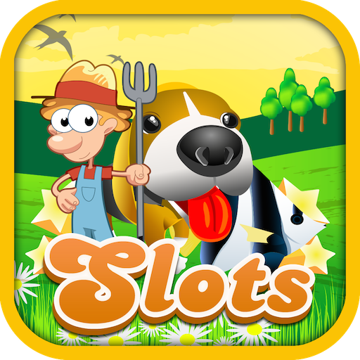 Slot Machines - Lucky Cute Pets Shop Casino Fun Games Free for Android & Kindle Fire (1up Casino Kindle Fire)