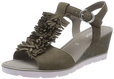 Basic Cheville Bride Sandales Gabor Femme Shoes ATq5wY