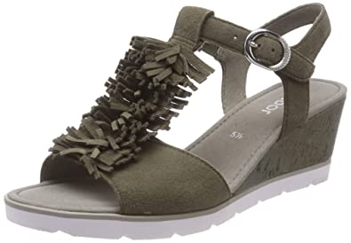 Femme Cheville Sandales Basic Gabor Bride Shoes qYFHwH