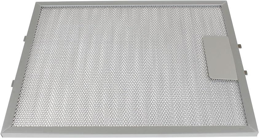 Qualtex – Campana de malla de Metal filtro de grasa: Amazon.es: Hogar