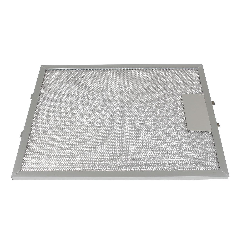 Universal - Griglia filtrante in metallo per cappa Qualtex QUAFIL448W