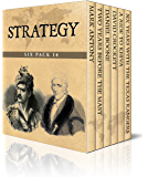 Strategy Six Pack 14 - Mark Antony, Two Years Before the Mast, Daniel Boone, David Crockett, A Ride to Khiva and Six Years With the Texas Rangers 1875-1881 (Illustrated) (English Edition)