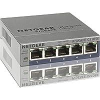 Netgear ProSAFE Plus 5-Port Gigabit Web Managed Switch + $10 Gift Card