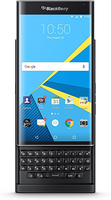 BlackBerry Priv - Smartphone de 5.4