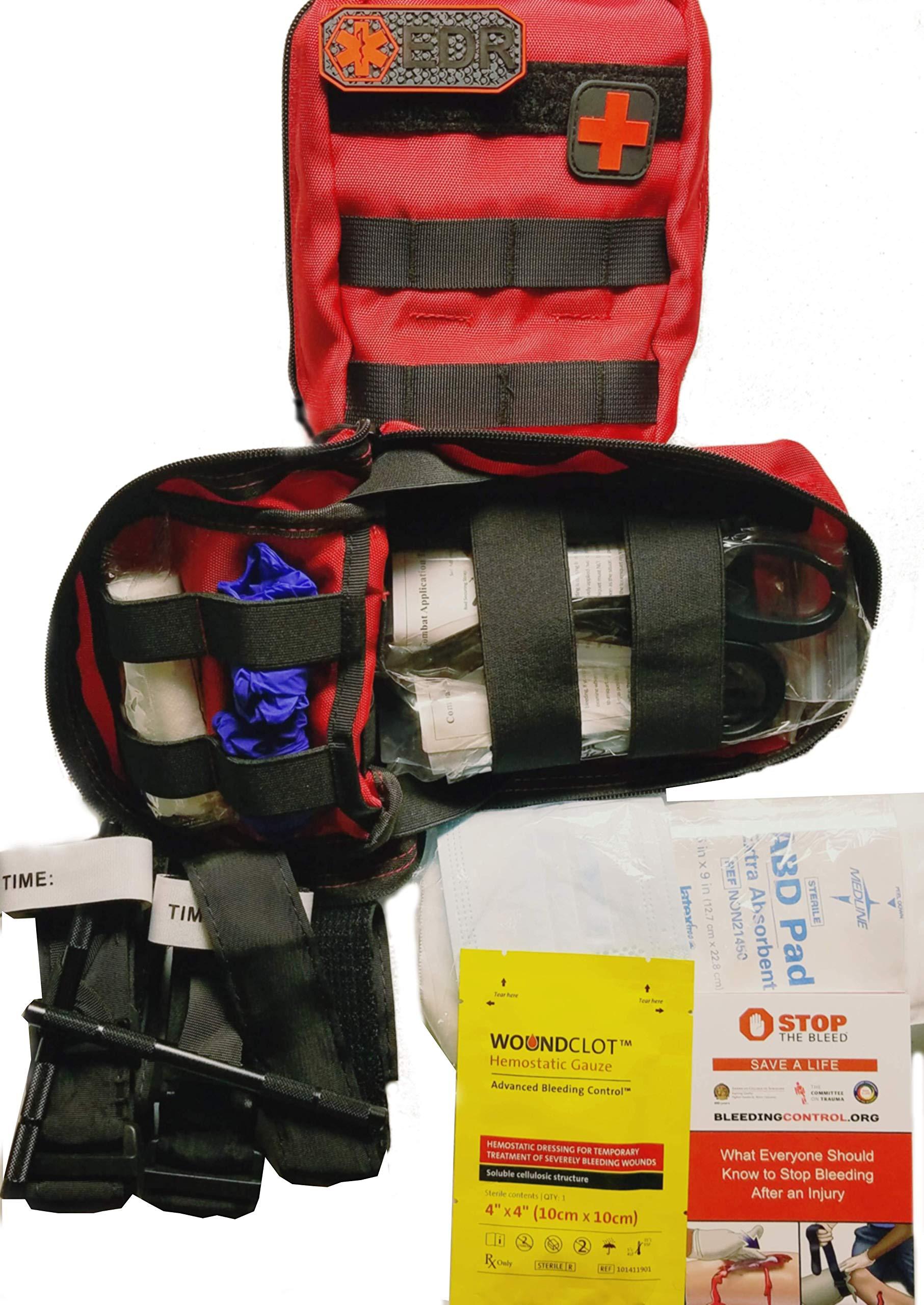 Bleeding Control Kit, Basic Trauma Pack