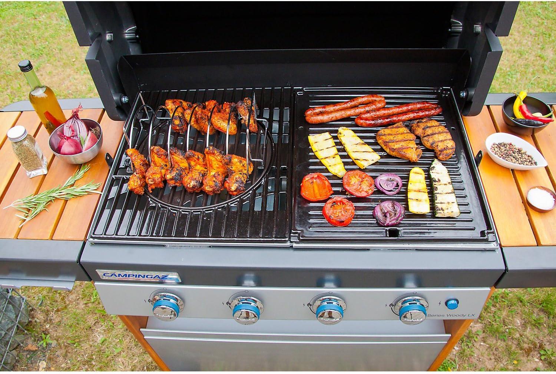 CAMPINGAZ 2000014570 Accesorio de Barbacoa/Grill - Accesorios de Barbacoa/Grill (29 cm, 19 cm, 12 cm) Plata