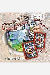 Language of Light Doodle Journal: Symbols on the Base Chakra (Chakra Doodle Series) (Volume 1) Paperback