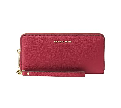 Mercer continental wallet - Red Michael Michael Kors vVeboPBb