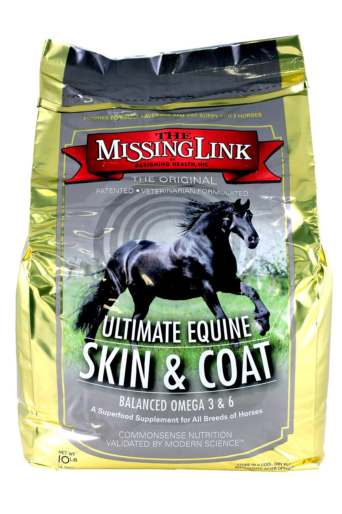 The Missing Link 10-Pound Equine Formula for Horses by The Missing Link